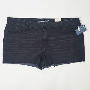 Universal Thread Stretch Denim Cut Off Shorts 24